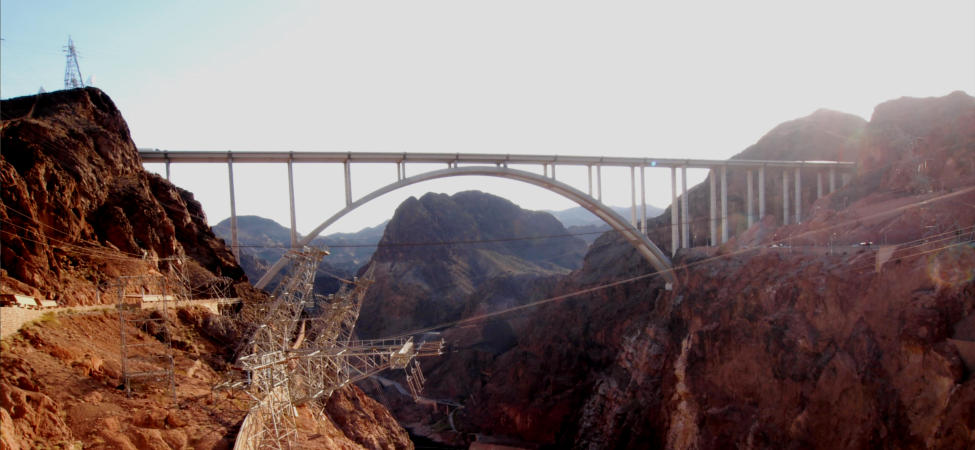 Pat Tillman Memorial Bridge - April 2014